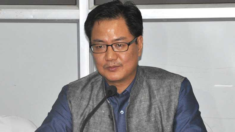 Hindus never convert people'; Controversial remark from Union Minister Kiren Rijiju