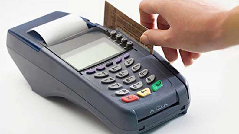 standard operating procedures credit card payment