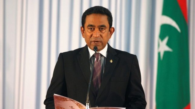 Top judges arrested as Maldives crisis deepens