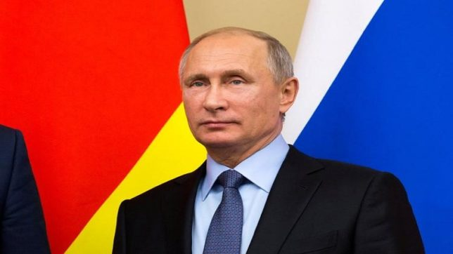 Central elections commission registers Putin as candidate for March 2018 election