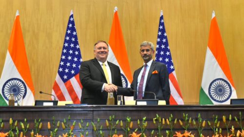 At Crucial 2+2 talks today, key US-India Defence Agreement pact BECA to be signed