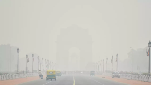 delhi pollution crisis