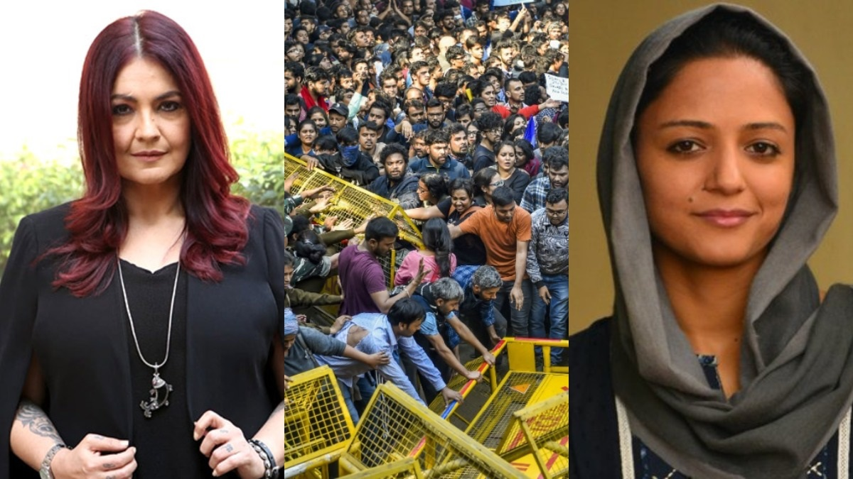 JNU student protest over fee hike: Here is how big shots react