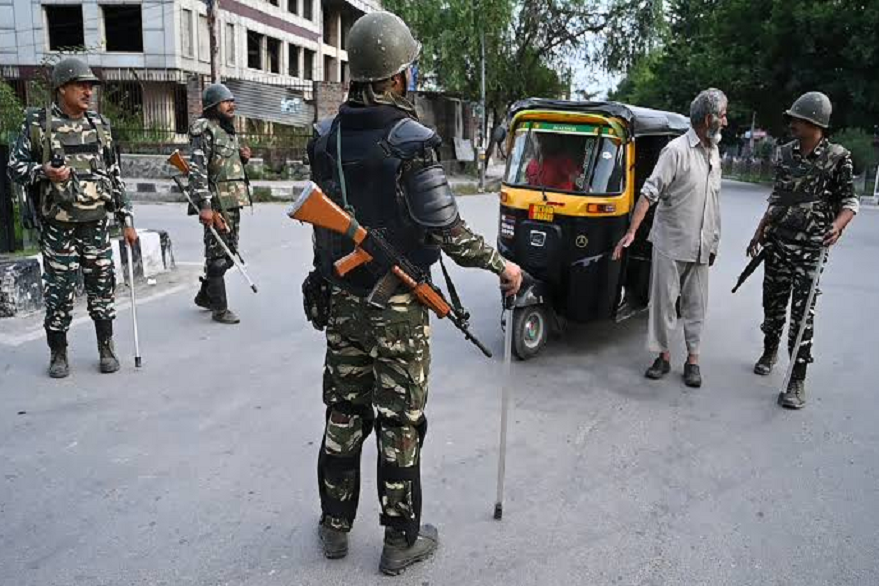Kashmir news: Restrictions imposed in parts of Valley day after bifurcation of Jammu and Kashmir