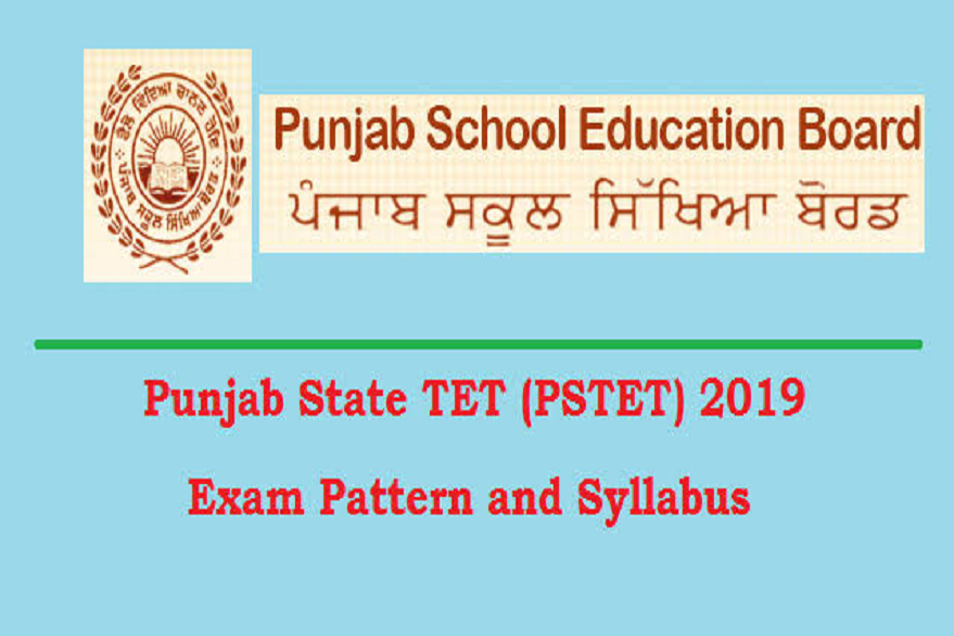PSTET 2019: Punjab Board to conduct Teacher Eligibility Test on December 15
