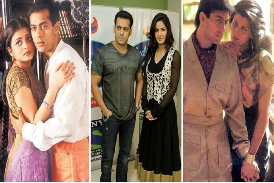 Salman Khan and his love affairs that will make you ask why bhai?