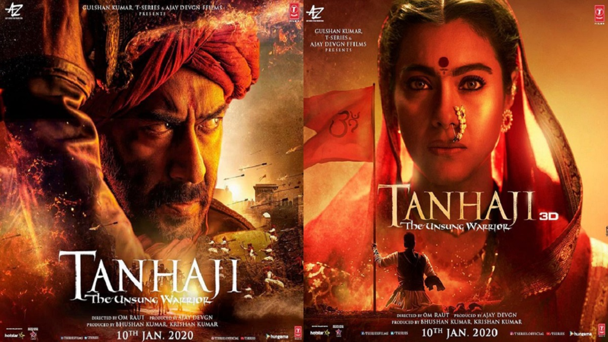 Tanhaji The Unsung Warrior: Will Ajay Devgn, Kajol be able to recreate their magic in the historical drama?