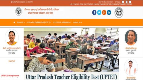 uptet registration 2019