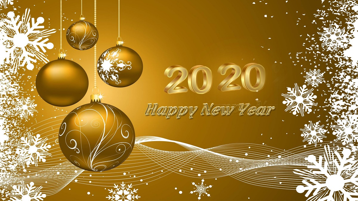 Happy New Year 2020 quotes, wishes, messages, SMS, greetings in English: HD images, Gifs for WhatsApp status and DP to wish your family and friends