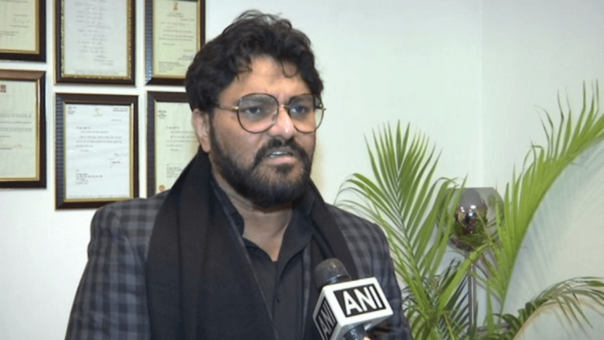 Union Minister Babul Supriyo distances BJP from Dilip Ghosh's shoot and kill protesters remark, calls it figment of imagination