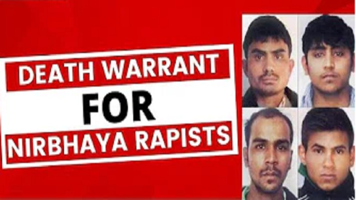 Nirbhaya case: Delhi court issues new death warrant, four convicts to be hanged on February 1
