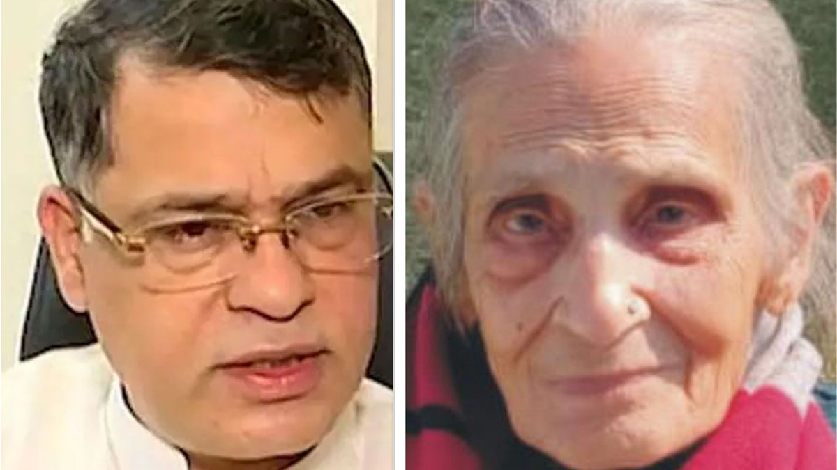Senior Advocate and ex-ASG Siddharth Luthra's mother Nirmal Luthra is no more.
