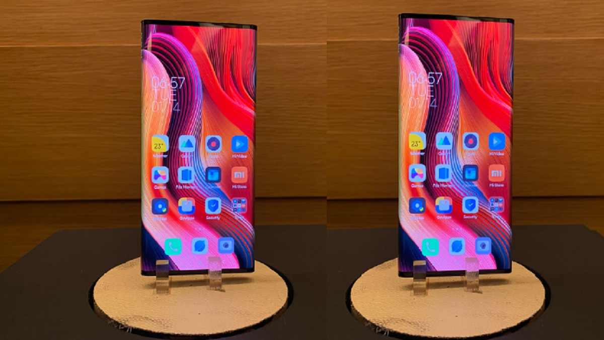 Meet Xiaomi's Mi Mix Alpha concept phone which will probably not launch in India