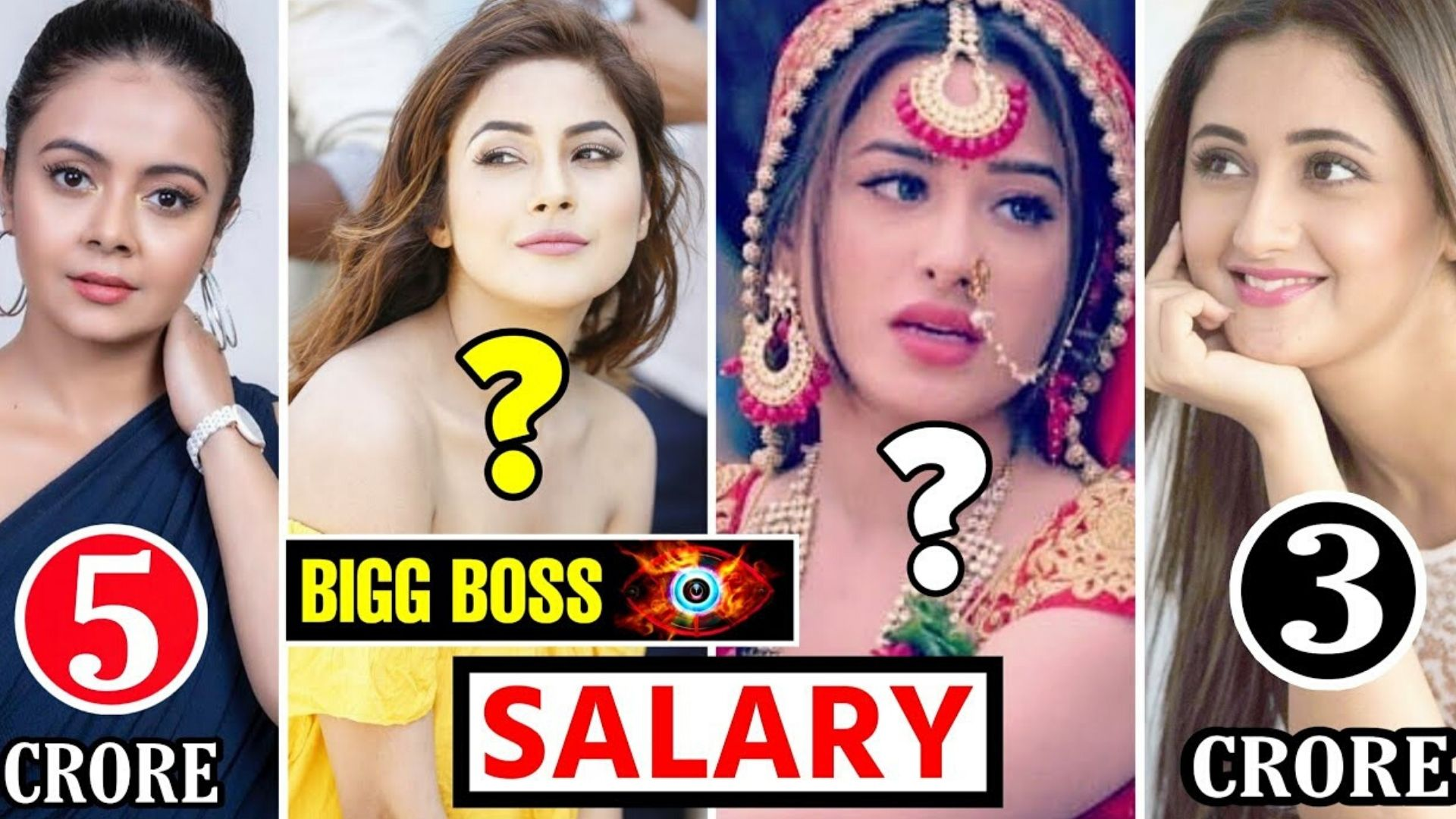 Bigg Boss 13 contestants fees
