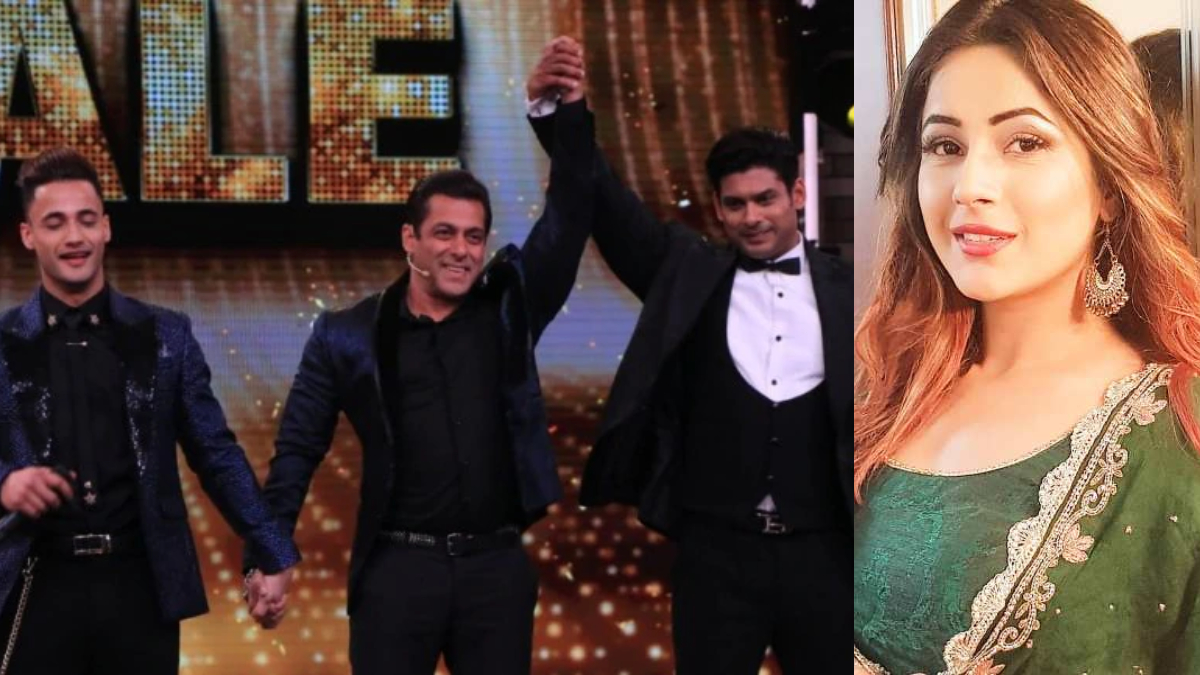 Ex Bigg Boss contestant Shehnaaz Gill says she was upset to see Asim Riaz with Sidharth Shukla in the grand finale