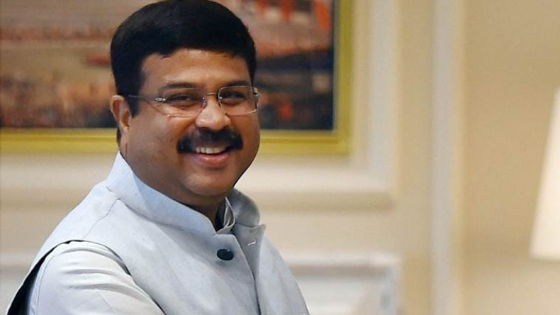 Union Minister of Petroleum and Natural Gas and Steel Dharmendra Pradhan | File Photo