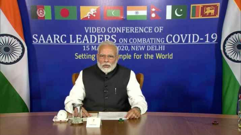 SAARC video conference on Coronavirus: PM Modi proposes COVID-19 emergency fund,  promises to contribute $10 million