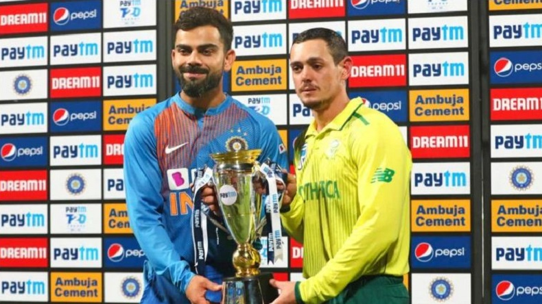 India likely play T20I series with South Africa in August