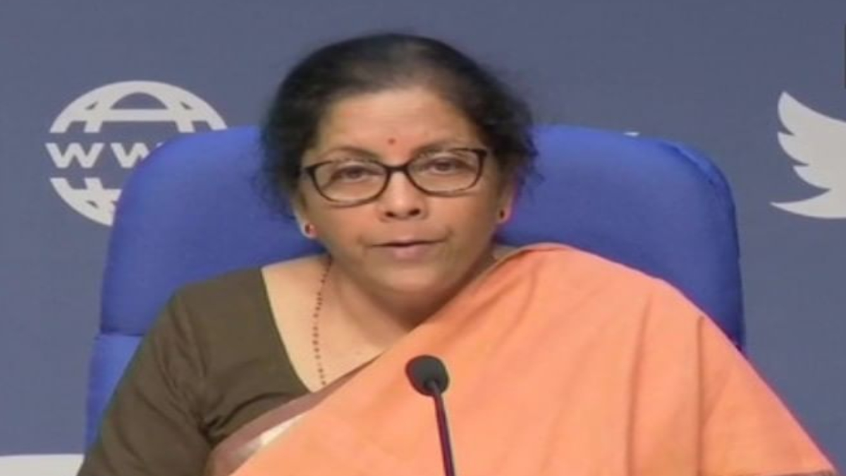 Coronavirus India: Finance Minister Nirmala Sitharaman announces Rs 1.7 lakh crore relief package for urban and rural poor, guarantees Rs 50 lakh medical insurance cover for health care workers