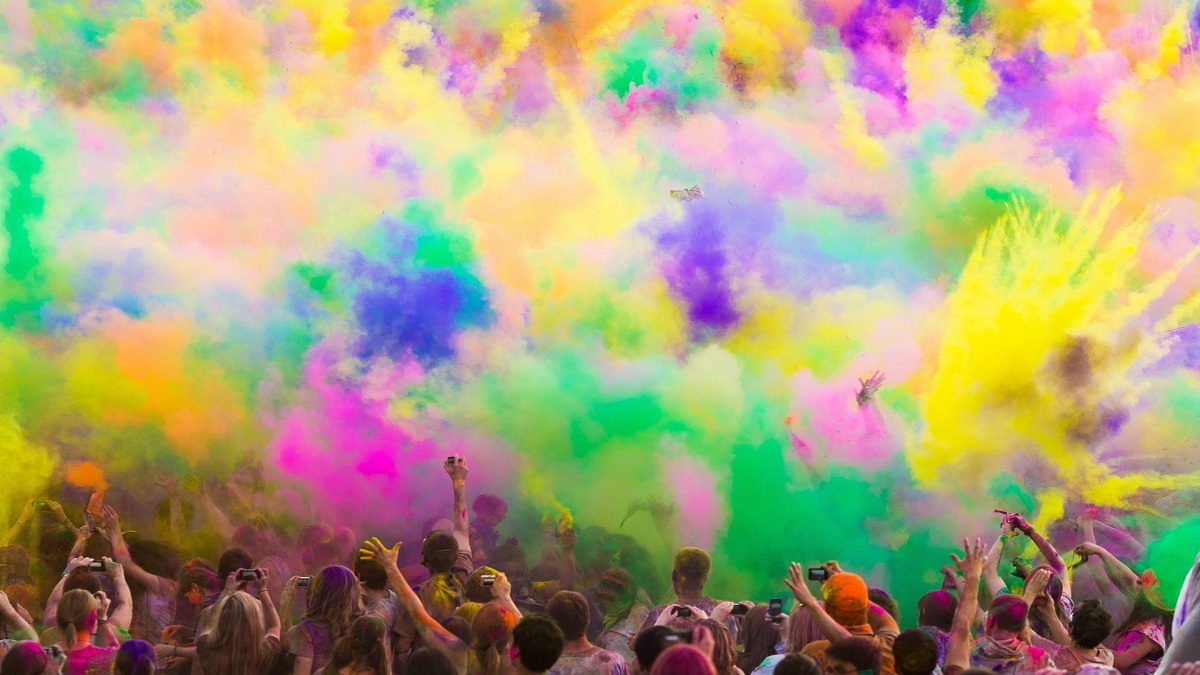 Happy Holi wishes images, messages, greetings, Quotes in Bengali