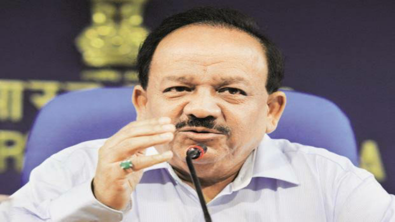 Health Minister Dr Harsh Vardhan says in a country of 1.35 billion people, COVID-19 infected only 0.1 million people