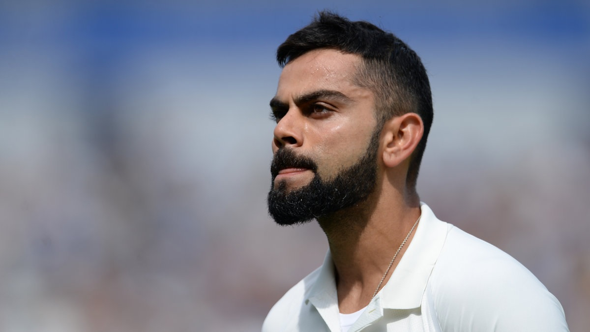 Indian skipper Virat Kohli