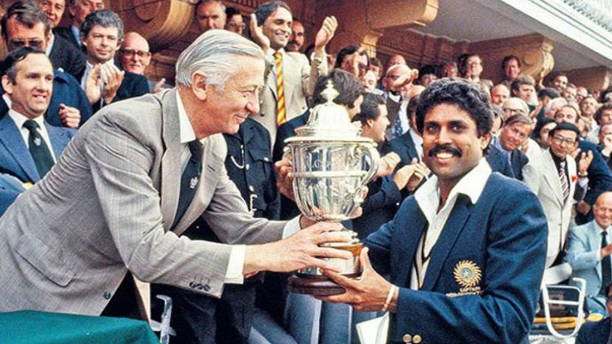 1983 World Cup win