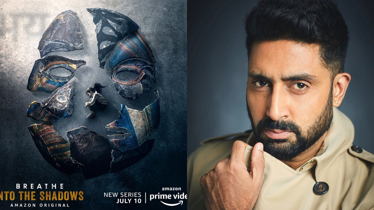 Breathe Into The Shadows: First poster of Abhishek Bachchan starrer unveiled, to stream on Amazon Prime from July 10