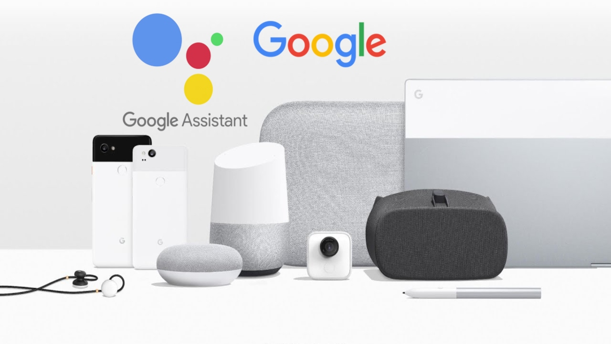 Google Assistant Products