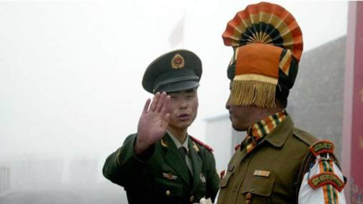 India China stand-off: Chinese military conducts drills in mountainous region