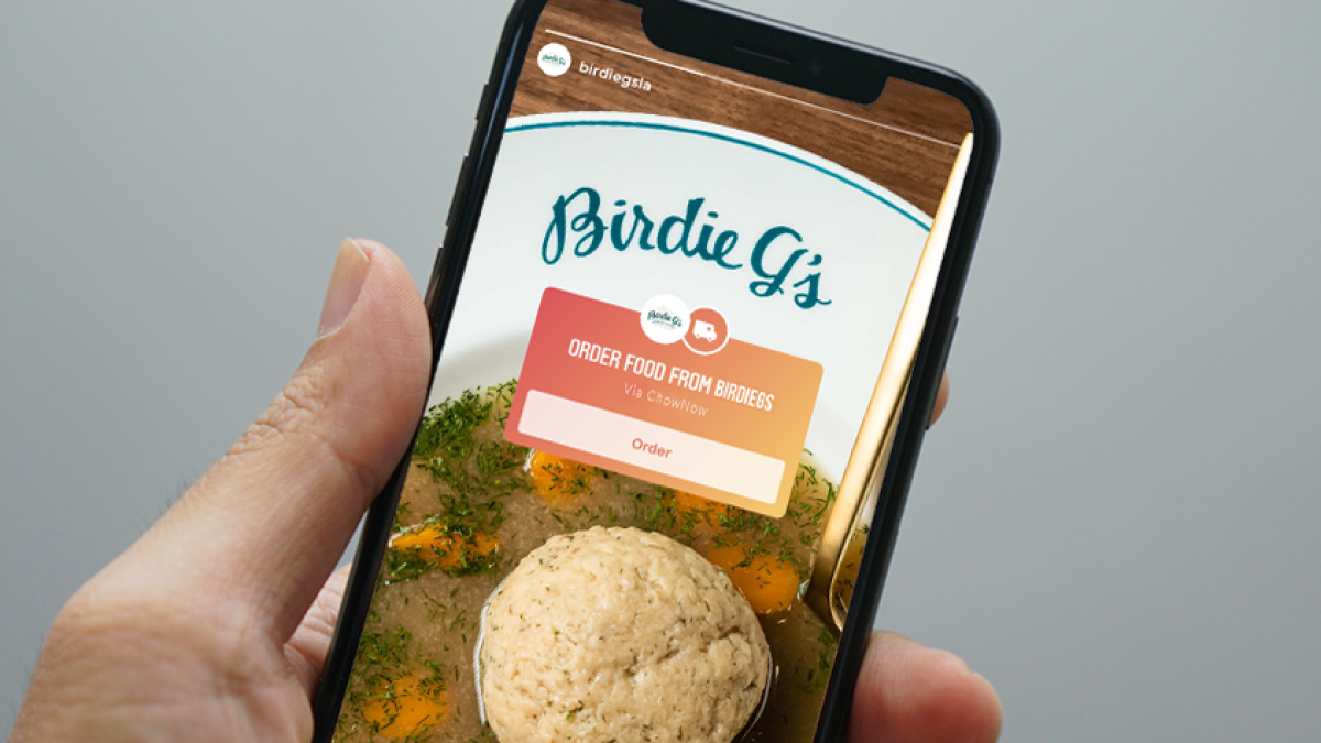 Instagram launches food order sticker, collaborates with Swiggy and Zomato to support small businesses