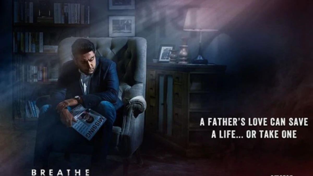 Breathe Into The Shadows: First look poster featuring Abhishek Bachchan out now