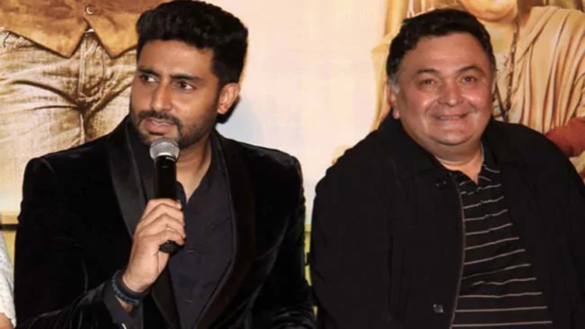 Road to 20: Abhishek Bachchan recalls shooting for All is Well with Rishi Kapoor