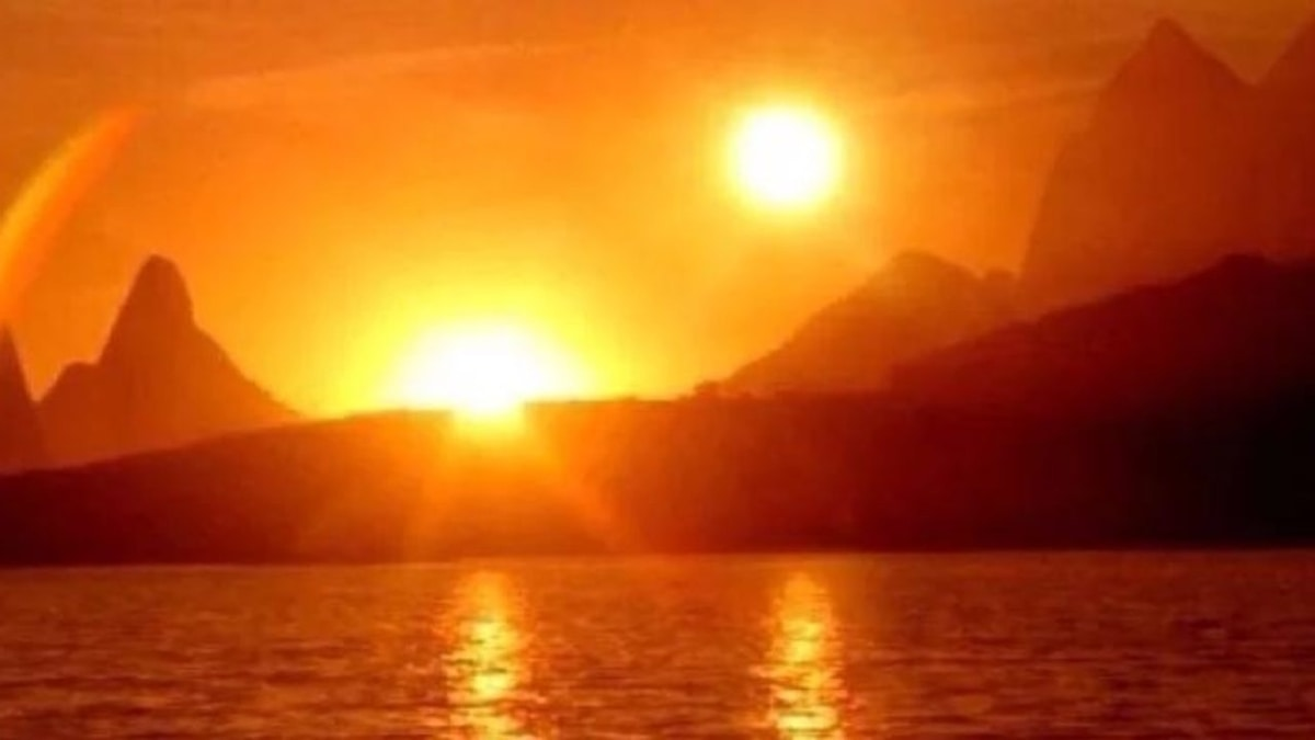 Two suns appear on US-Canada border? Here's the truth behind this viral video