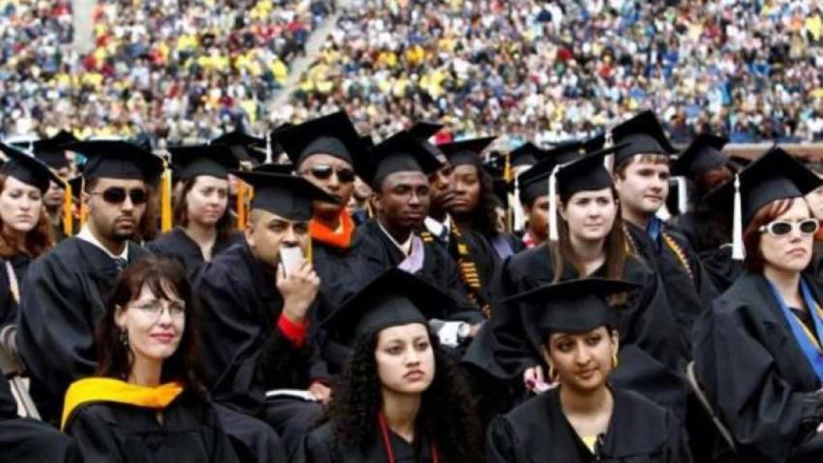 Indian students in the United States