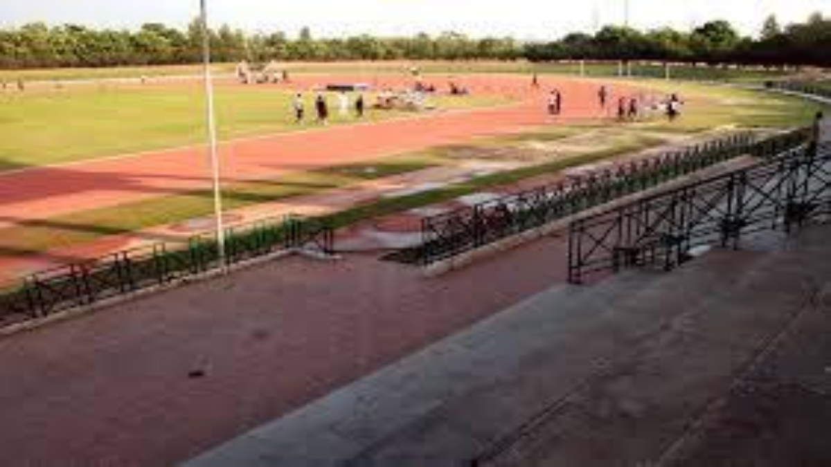 Sports Authority of India's Camp