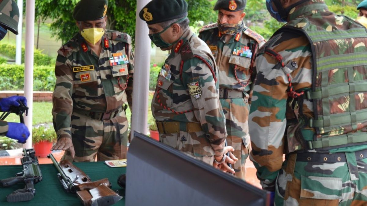 Three Assam Rifles soldiers have just been martyred