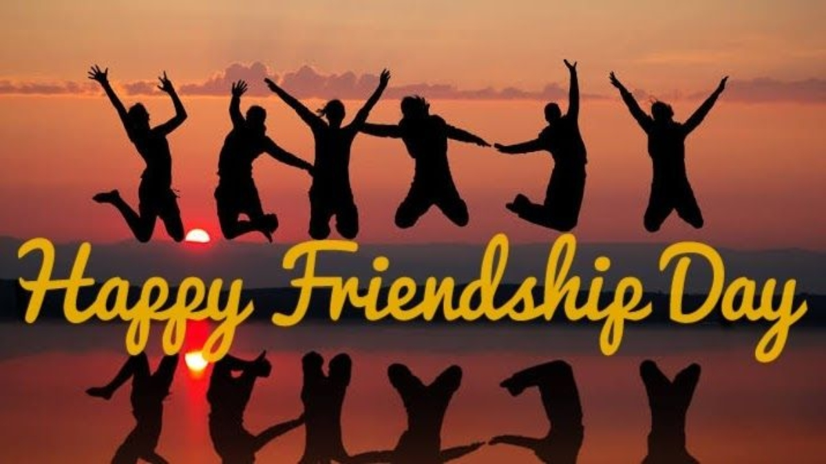 Happy Friendship Day 2020 Wishes Quotes In Hindi English Whatsapp Status Facebook Messages Images Hd Wallpapers To Wish Your Girlfriend Boyfriend Husband Wife Newsx