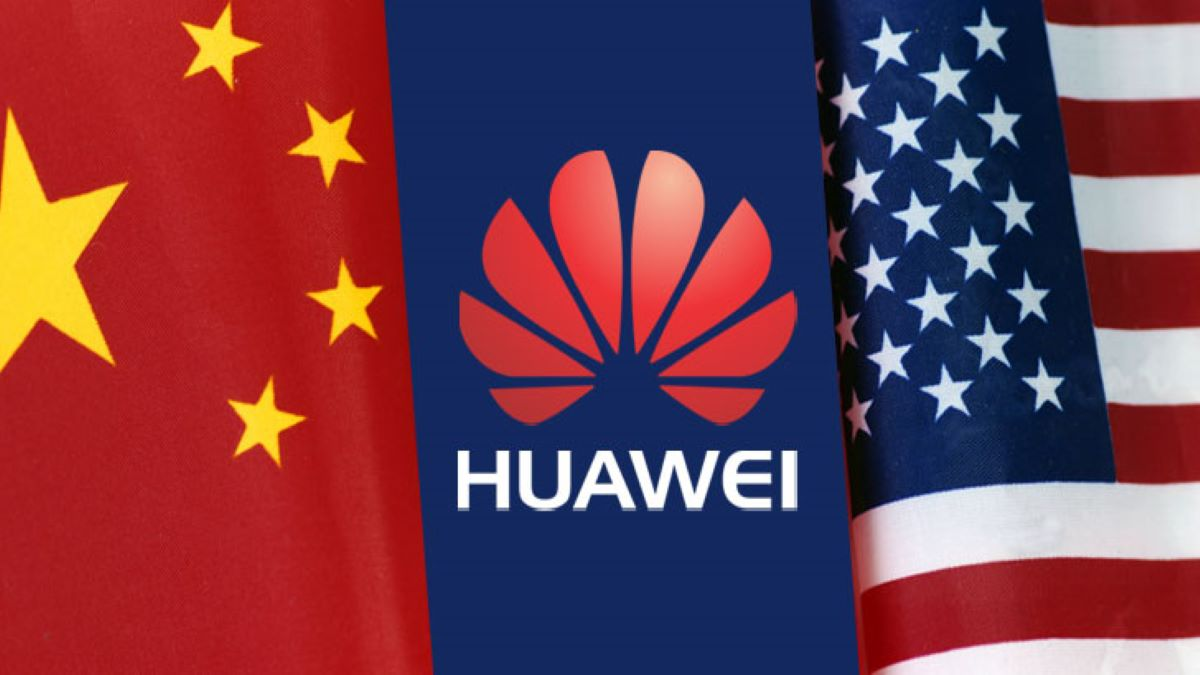 US imposes sanctions on Huawei