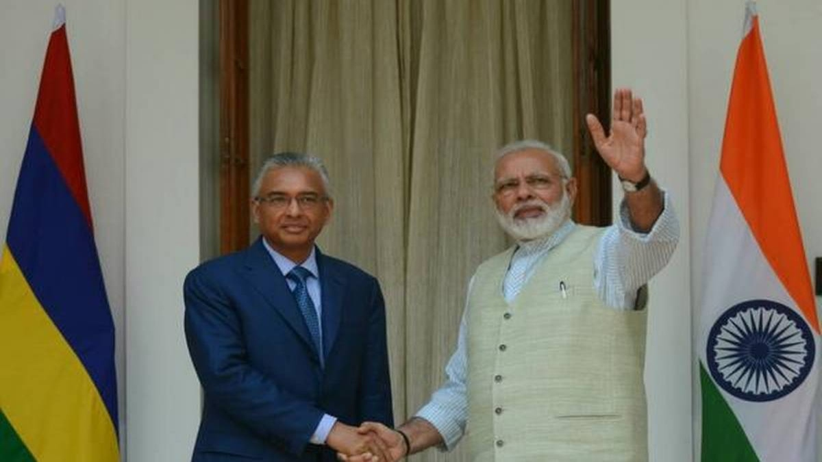 India and Mauritus Relations