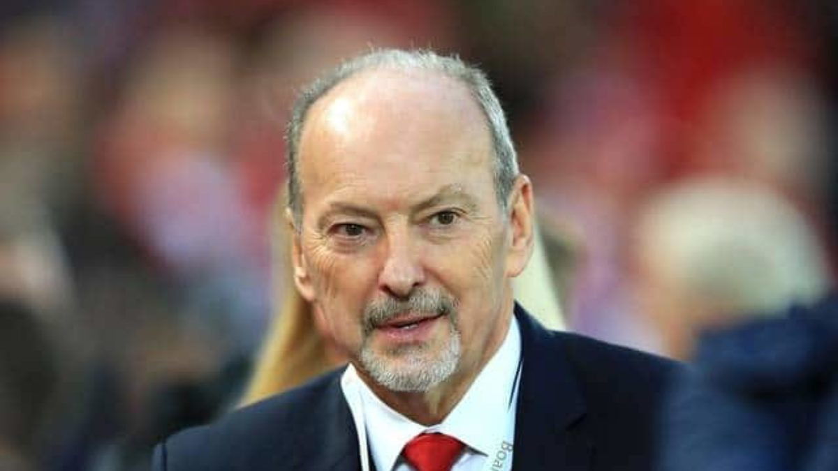 Liverpool CEO, Peter Moore
