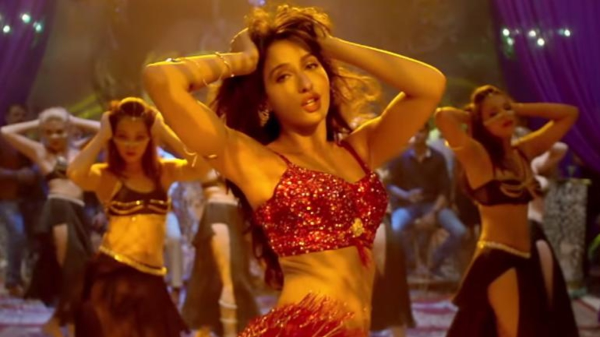 Nora Fatehi celebrates 'Dilbar' release, calls it a special song