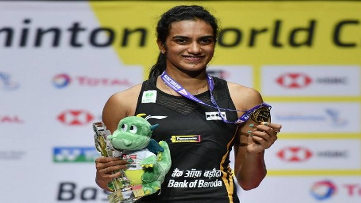 You have to enjoy sports instead of thinking about winning and losing: PV Sindhu