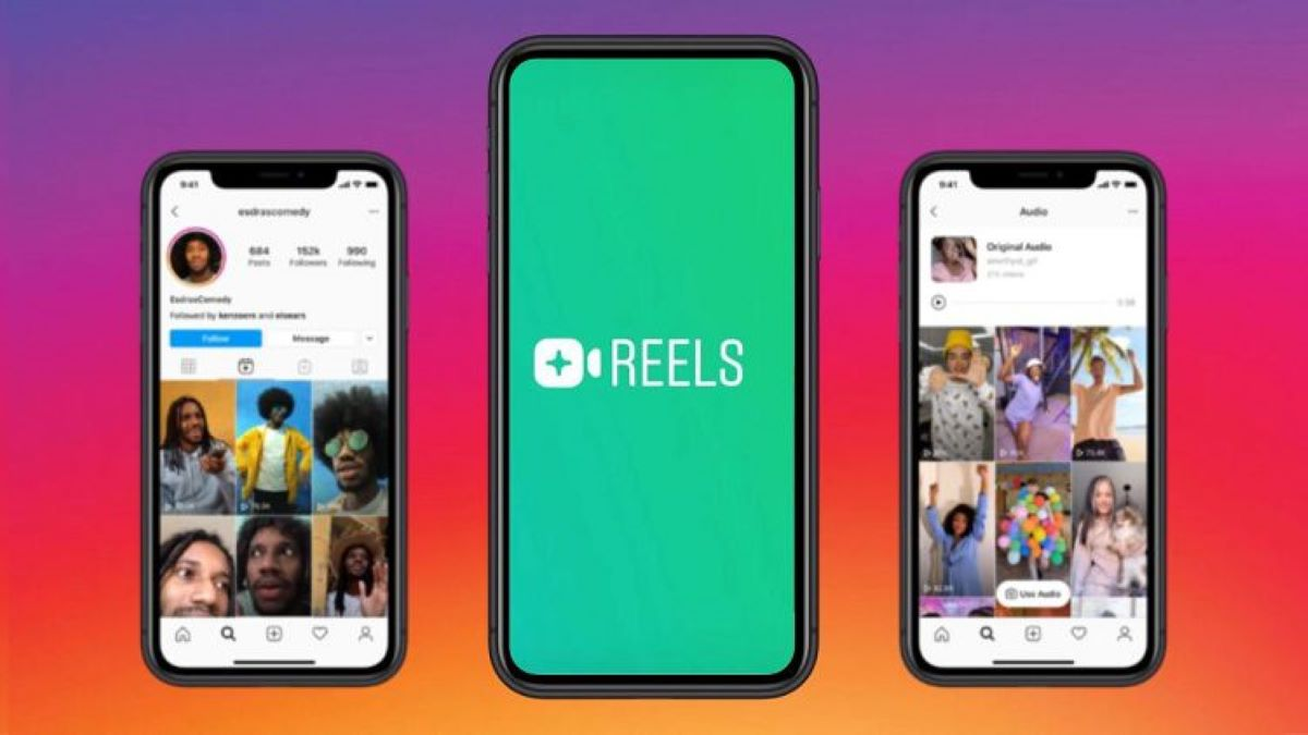 Instagram's Reels out at 7:30 PM