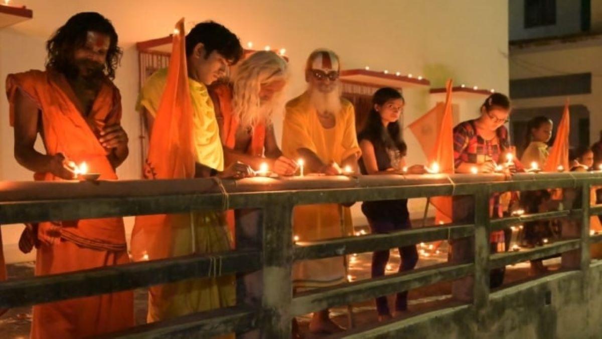 Ayodhya Bhoomi Pujan festivities