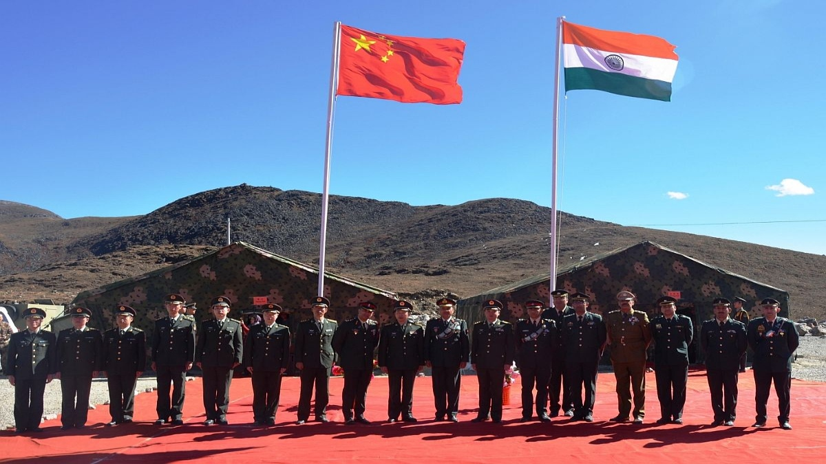Indian Army occupies heights overlooking Chinese Army positions at Finger 4 along Pangong Tso
