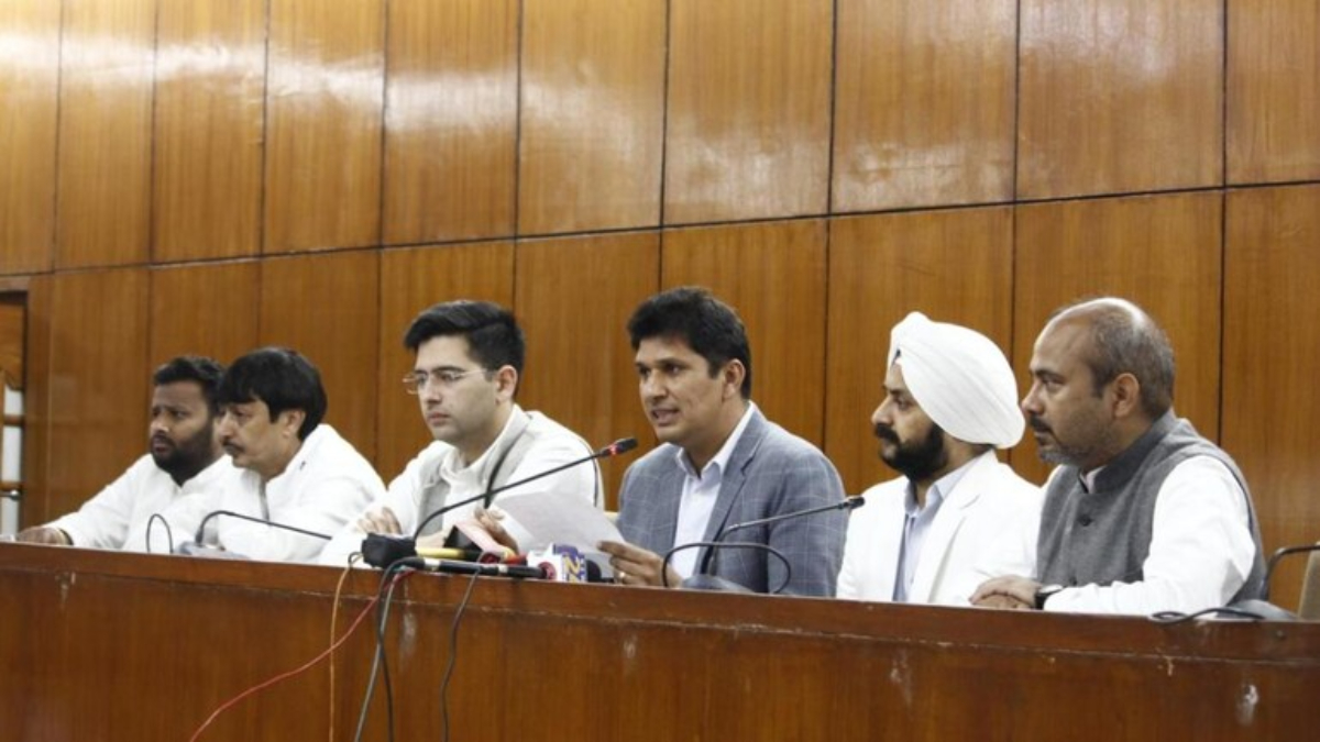 Delhi Assembly's Committee