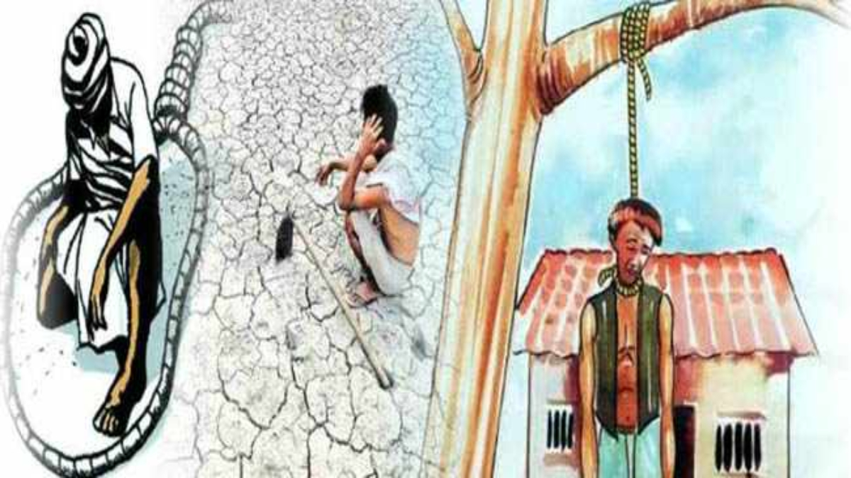 Farmers committing suicide