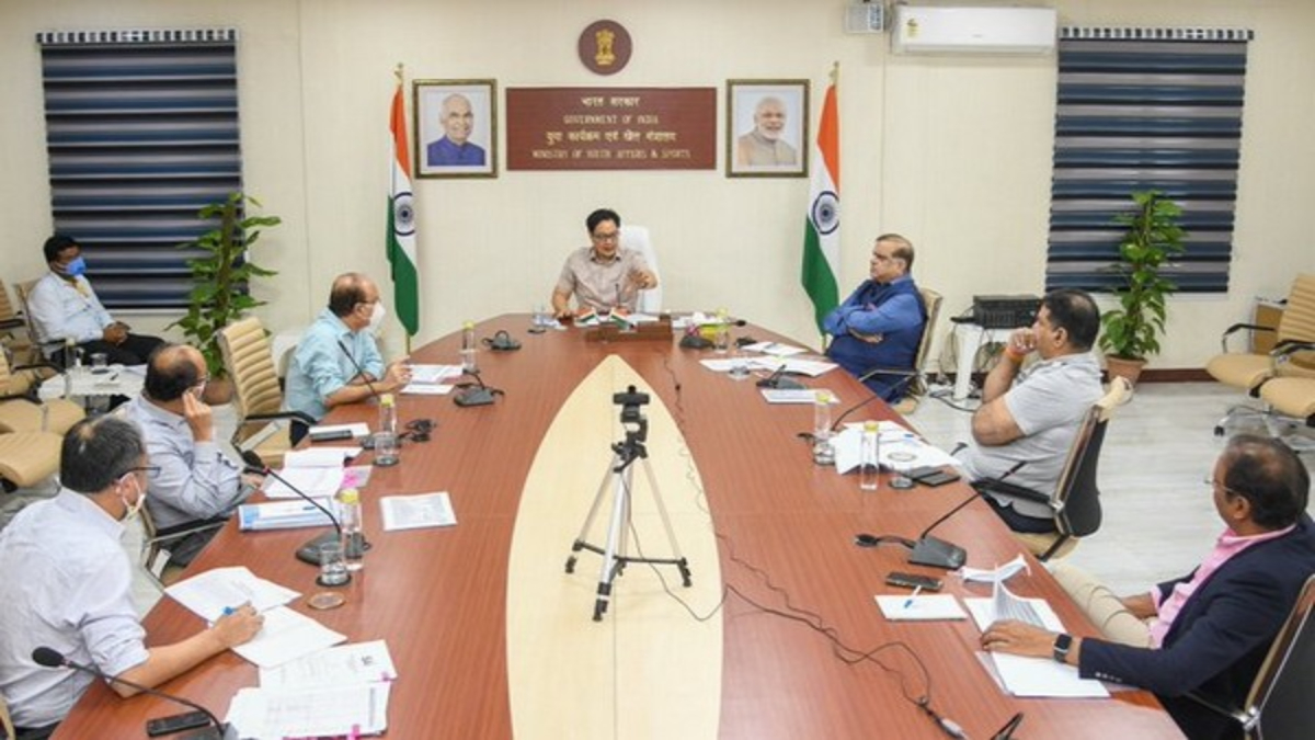 Review meeting for India's preparation for Tokyo Olympics