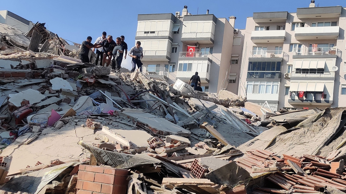 Death Toll rises to 79 in 7.0 magnitude earthquake that ...